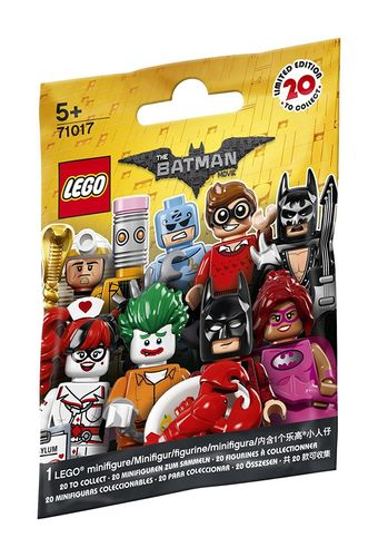 LEGO Minifigures 71017 - Lego Batman Movie